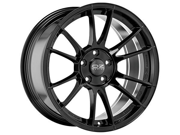 OZ Ultra Leggera HLT 9x19 5x112 ET42 Glossy Black Velgen