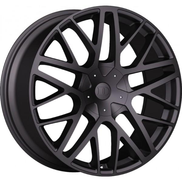 DeModa Concept Wheel 19X9.5 ET20 Vanquish Blank Black/Machined