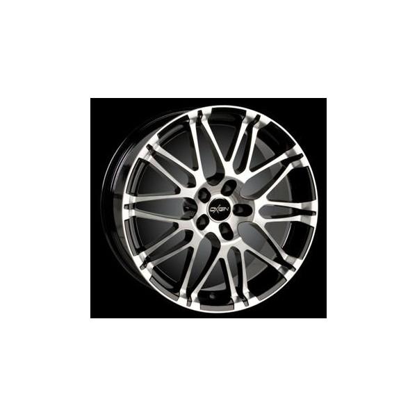 Oxigin 14 Chroom Zilver 8,5x19