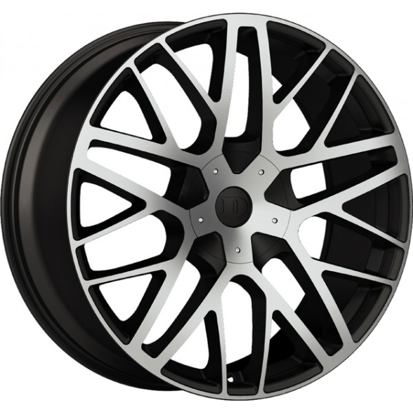 DeModa Concept Wheel 19X9.5 ET35 Vanquish Blank Machined