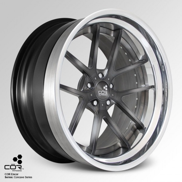 COR WHEELS Encor Concave 18x9.0J 5x100