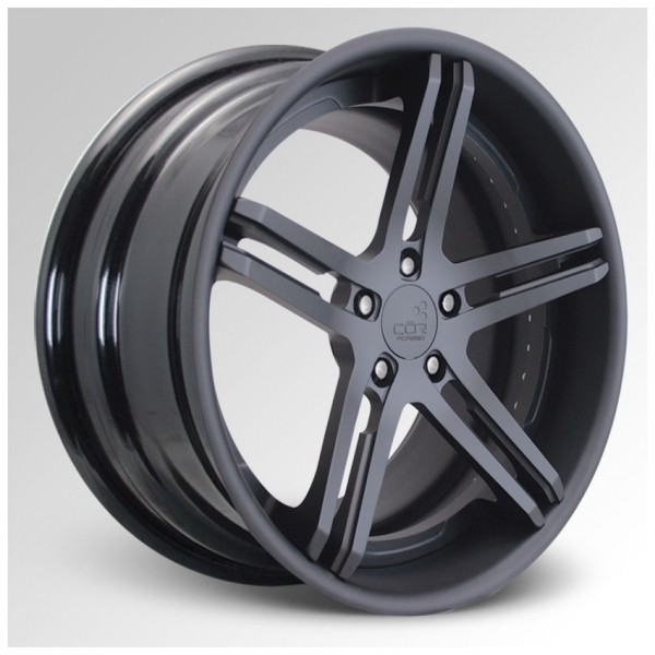COR WHEELS Cinco Super Concave 18x10.0J 5x100