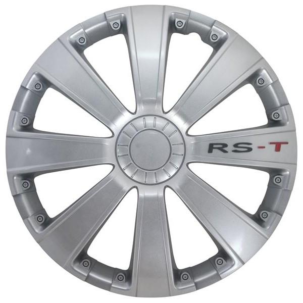Wieldop Set RS-T Zilver 16''