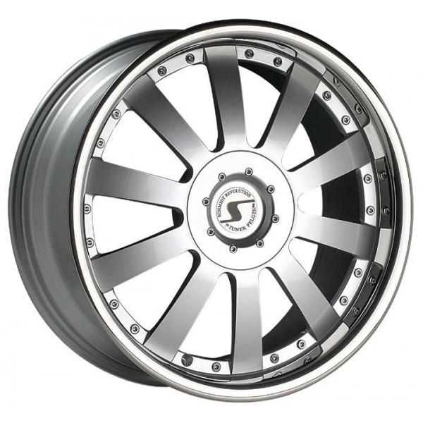 Schmidt Jack Line RVS velgen (zilver) 9,5x19