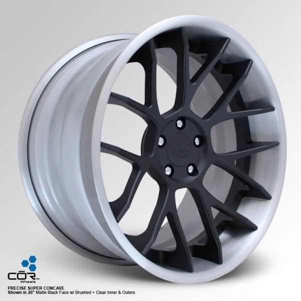 COR WHEELS Precise Super Concave 18x9.5J 5x100