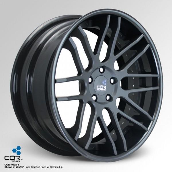 COR WHEELS Wazara Super Concave 21x10.0J 5x100