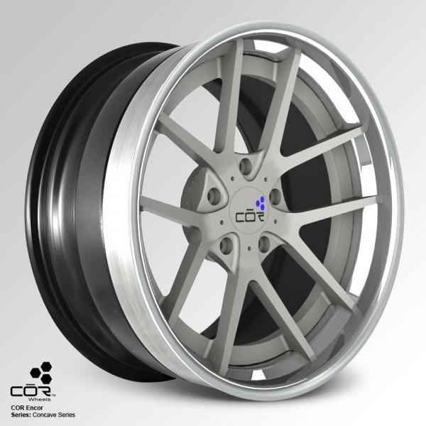 COR WHEELS Encor Super Concave 21x8.0J 5x100