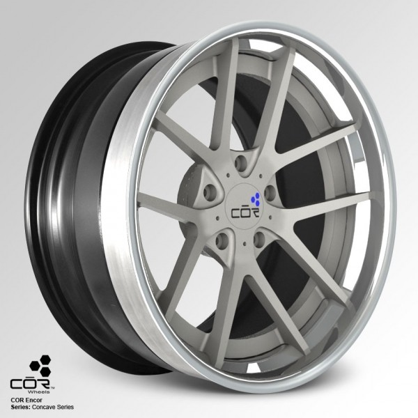 COR WHEELS Encor Super Concave 21x10.0J 5x100