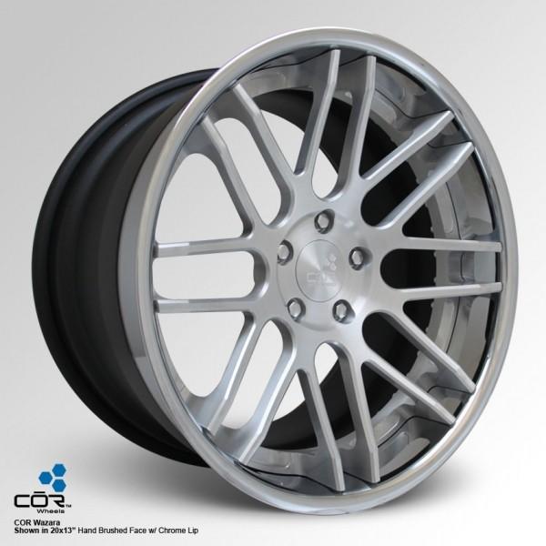 COR WHEELS Wazara Super Concave 21x8.0J 5x100