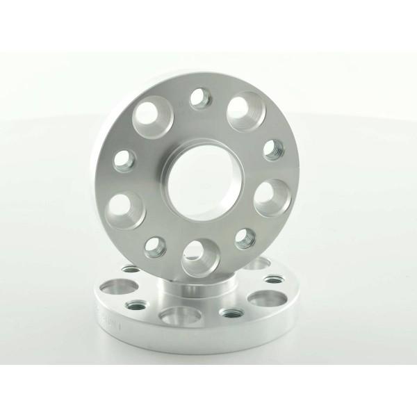 Skoda 5x100 naar 5x130 Naafdiameter 57,1 dikte 20mm
