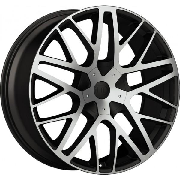 DeModa Concept Wheel 19X8.5 ET35 Vanquish Blank Machined