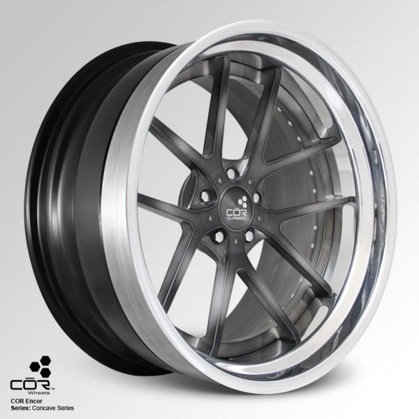 COR WHEELS Encor Concave 18x9.5J 5x100