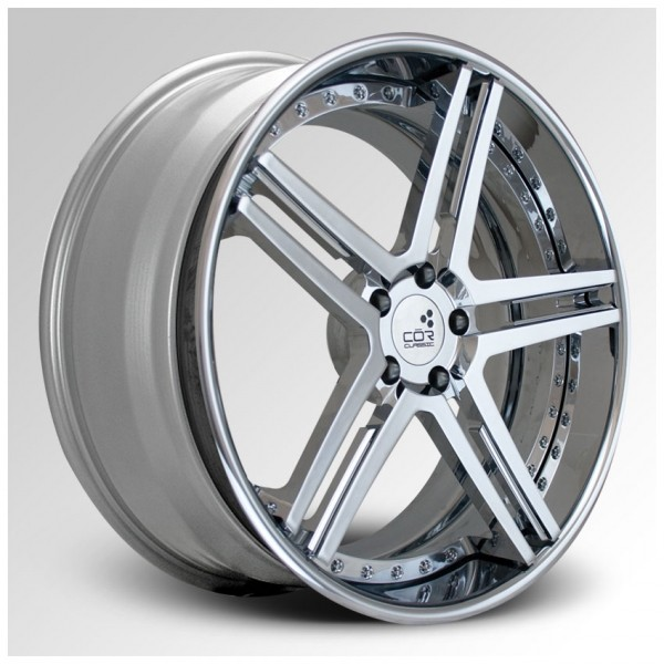 COR WHEELS Cinco Super Concave 18x11.0J 5x100