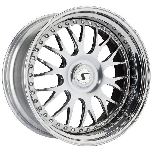 Schmidt GT Performance gesmede velgen 3dlg 9,5 - 10x18