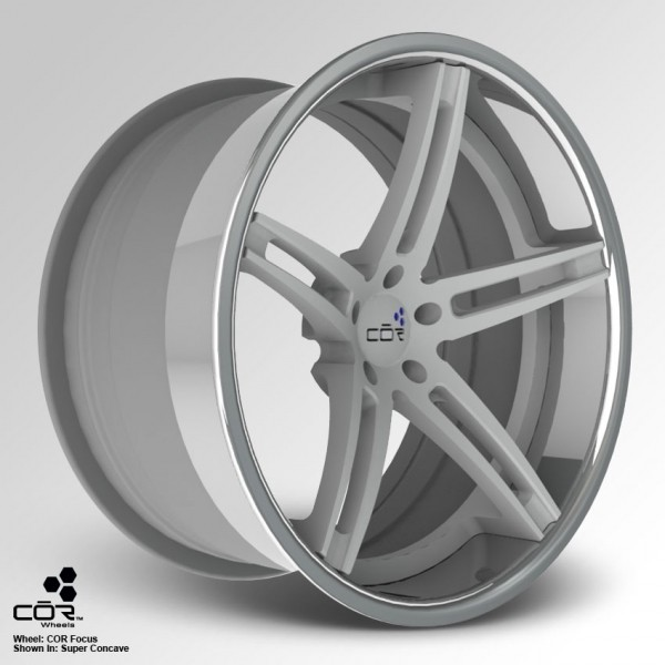 COR WHEELS Focus Concave 18x9.5J 5x100