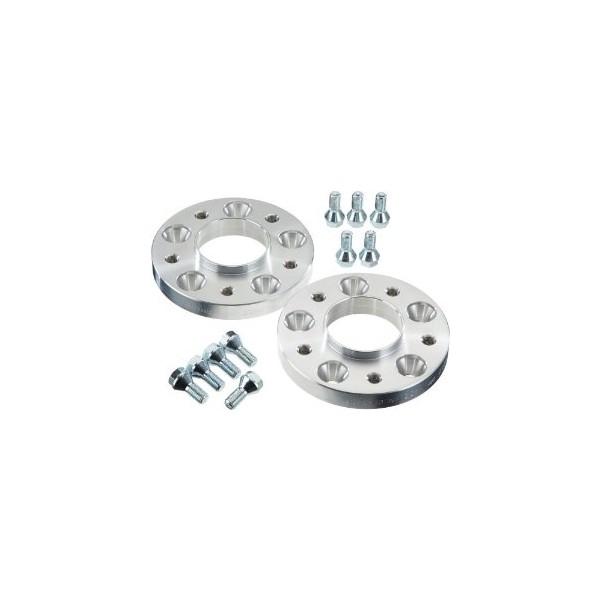 Spoorverbreders Opel, Fiat 4x100 - 56,6 - M12x1,5 25 mm