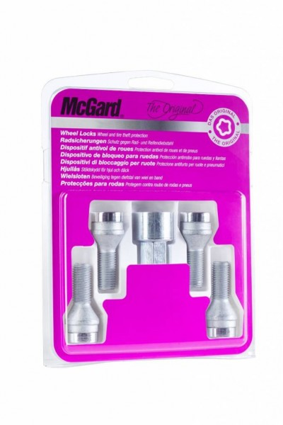McGard Slotbouten 12x1.5 24,1mm/17m